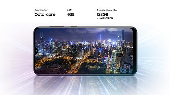 Samsung Galaxy A31, 128GB, Rojo
