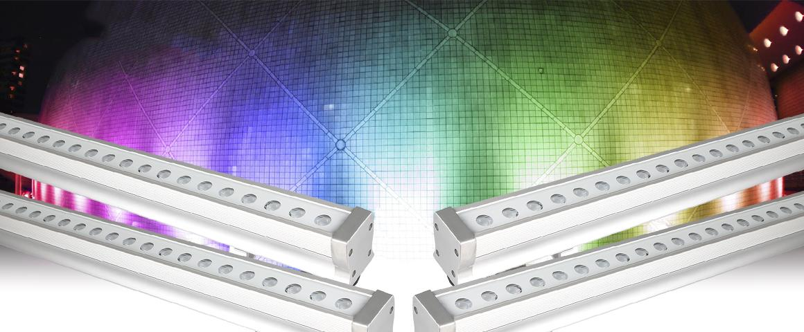 Wall Washer LED exterior