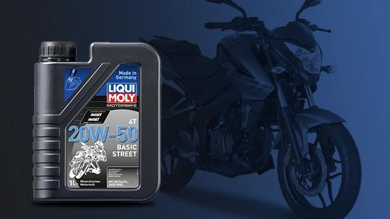 Aceite de moto 20w50