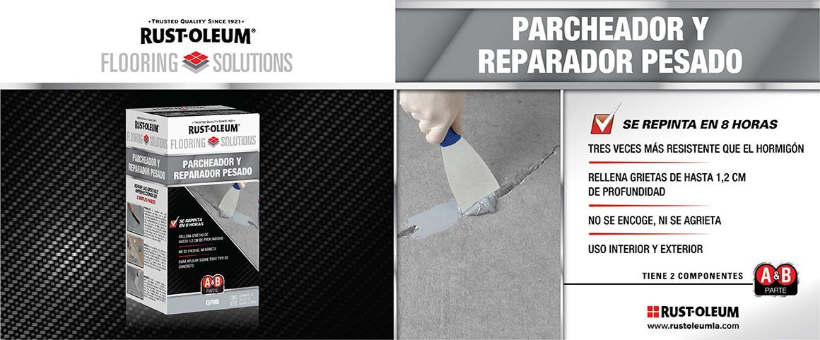concrete patch repair, parcheador y reparador pesado, flooring solutions, reparador concreto, grietas, pintura pisos, piso 24 horas, poliurea, rust-oleum