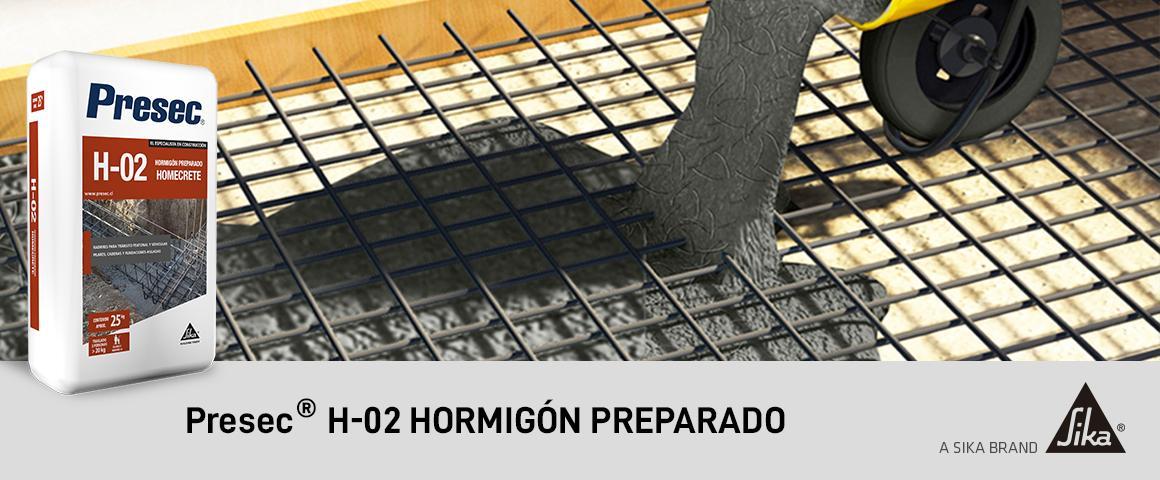 concreto hormigon h20