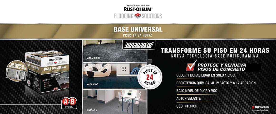 rock solid, flooring solutions, pintura pisos, piso 24 horas, poliurea, policuramina, rust-oleum, aditivos