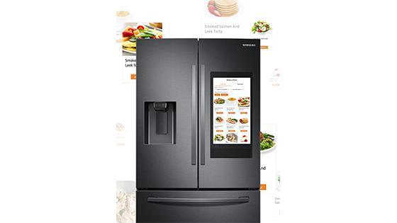 Samsung French Door de 614L con Family Hub