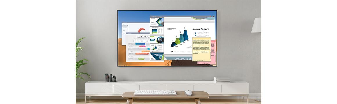 LED Samsung 43¿ TU7090 Crystal UHD 4K Smart TV 2020