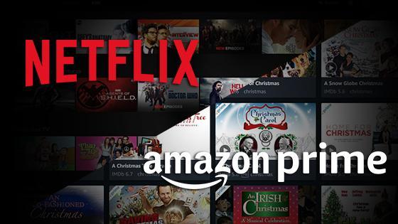 Netflix_Amazon Prime App