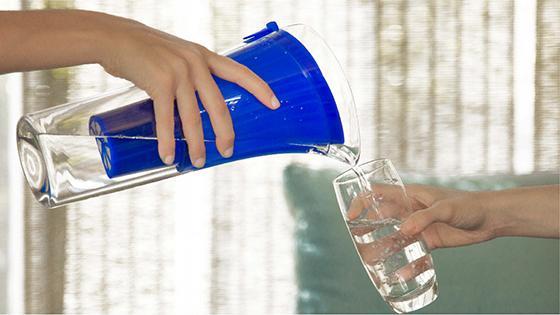 Jarro purificador de agua portátil
