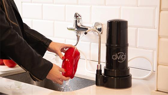 Purificador filtro de agua