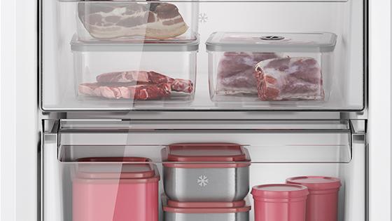 Congelador 99 Litros con el refrigerador Frost Free Bottom Freezer DB60S 322L