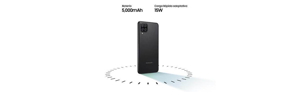 Samsung Galaxy A12, 128GB, Rojo