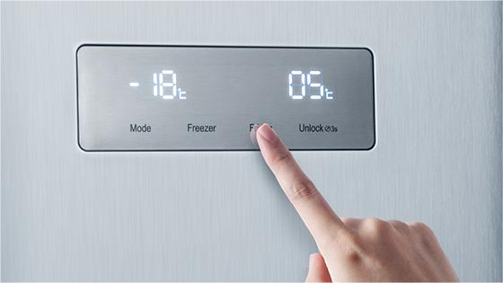 Panel de Control Touch