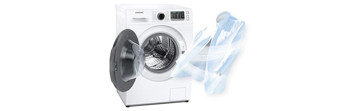 Samsung Lavadora/Secadora de 9.5/6 kg con Eco Bubble¿, WD95T4046CE/ZS
