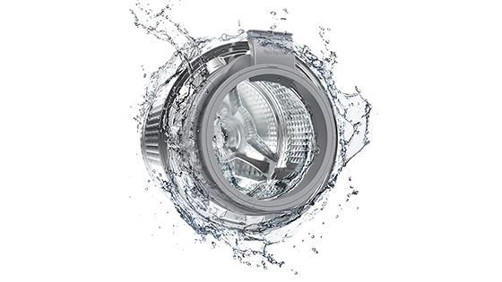 Samsung Lavadora/Secadora de 11/7 kg con Eco Bubble¿, WD11TA046BX/ZS