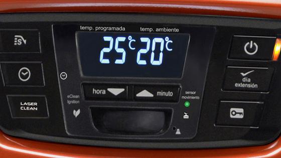Termostato Digital y Weekly Timer