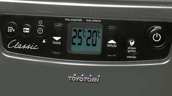 Termostato Digital y Timer