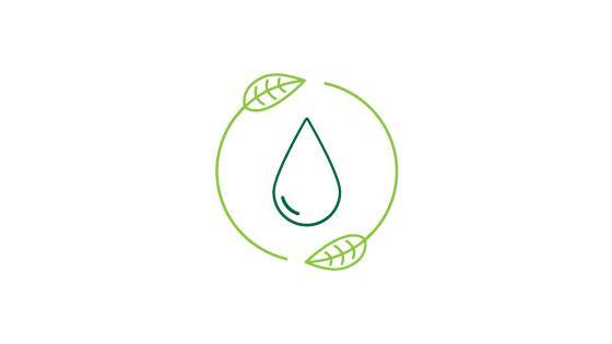 Función recirculación ahorro de agua