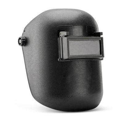 Máscara termoplástica negro