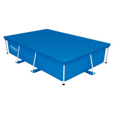 Cobertor de piscina rectangular 2.59x1.16m