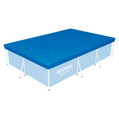 Cobertor de piscina rectangular 3x2.01m