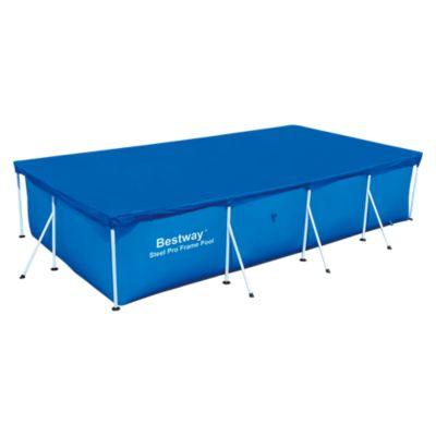 Cobertor de piscina rectangular 4x2.11m