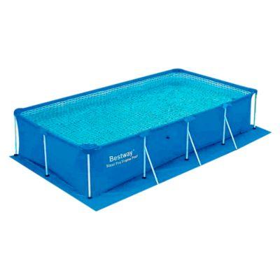 Cubrepiso de piscina rectangular 3.30x2.31m