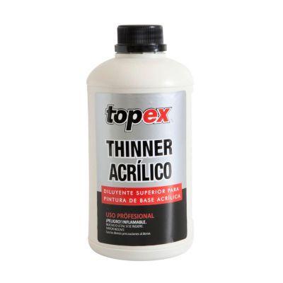 Thinner acrílico Profesional 1 L