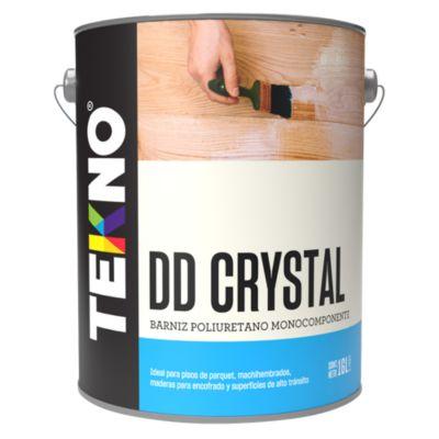 Barniz DD Crystal Transparente 1 gl