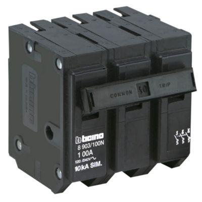 Interruptor Termomagnético 3x100A Bticino