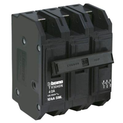 Interruptor Termomagnético 3x40A