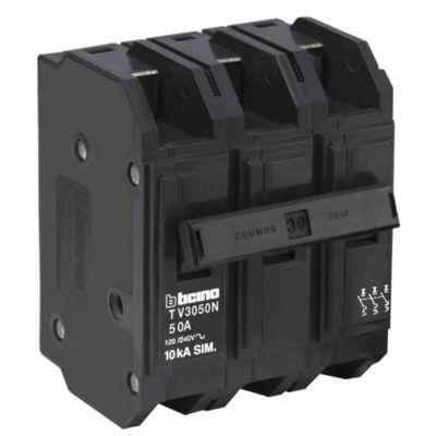 Interruptor Termomagnético 3x50A