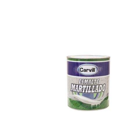 Esmalte martillado gris 1 gl