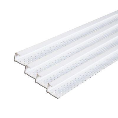 "Dryflex Perfil ""J"" 3.05M (10Pies) Blanco"
