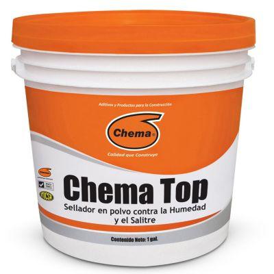 Sellador en polvo Chema Top antisalitre 1 gl