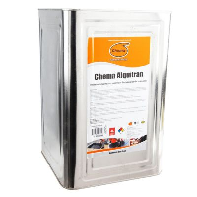 Impermeabilizante Chema Alquitrán 5 gl