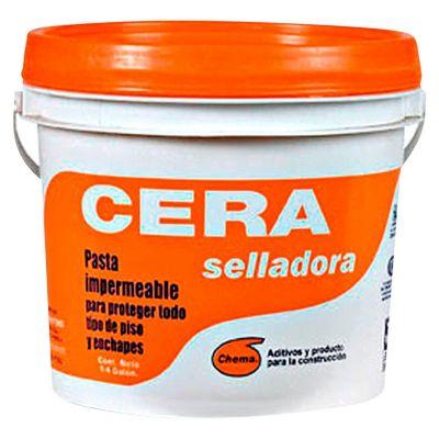 Sellador Cera Chema 1 gl