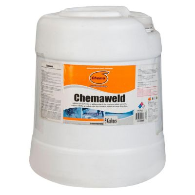 Adhesivo chemaweld 5gl