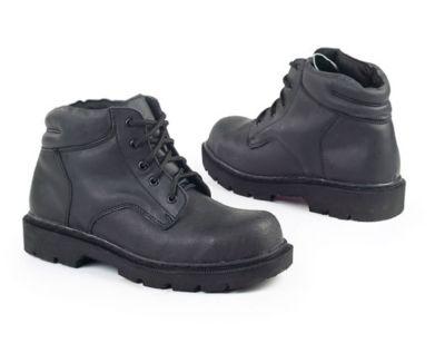 Zapatos de Seguridad Cuero T39