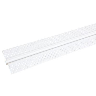 """Dryflex Perfil """"U"""" 3.05M (10Pies) Blanco"""