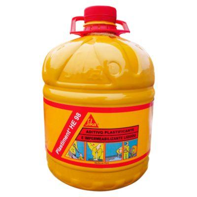 Aditivo Plastiment HE-98 4 L