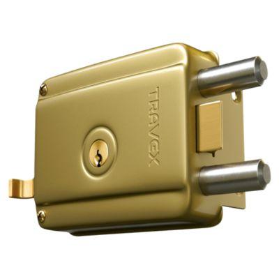 Cerradura Alta Seguridad 2 Barrotes