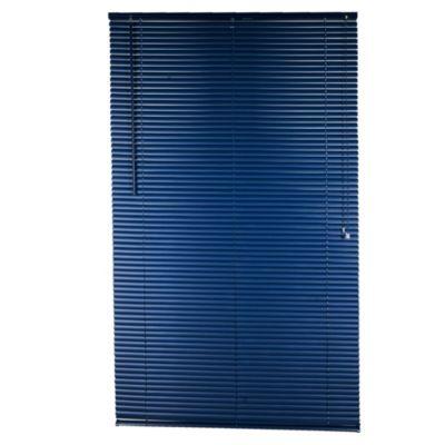 Persiana PVC 100x165cm Azul