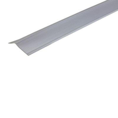 Pisos 1 mt x 45 mm gris