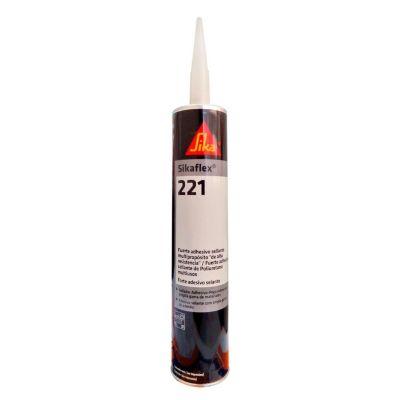 Sellante Sikaflex-221 300 ml blanco