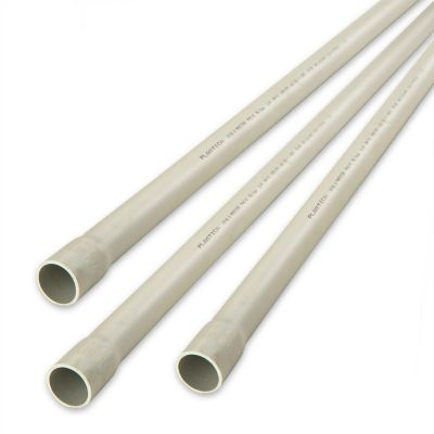 "Tubo PVC 3/4""x 5 m SP Plastica"
