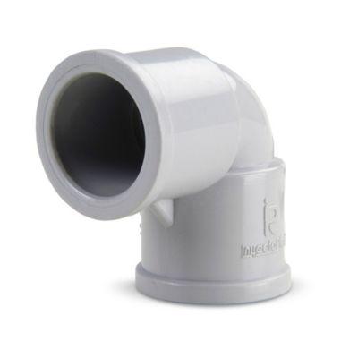 """Codo PVC 1""""x 90° CR Plastica"""
