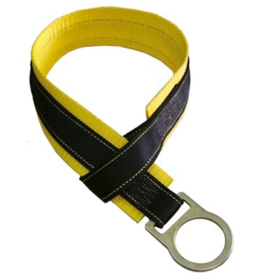 Cinturón anclaje móvil de longitud fija