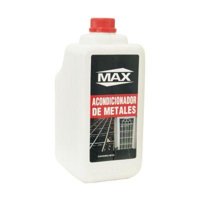 Acondicionador Metales Max 1 gl