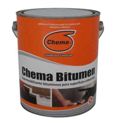 Impermeabilizante Bitumen 1 gl