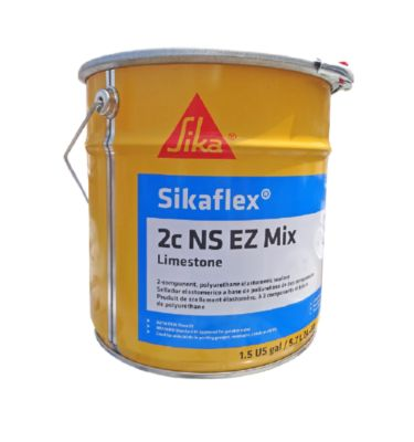 Adhesivo y Sellante Sikaflex 1.5 gl gris