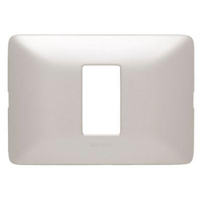 Placa matix aluminio simple