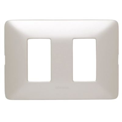 Placa Doble Matix Aluminio